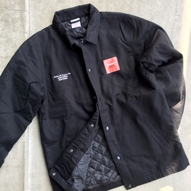 Acapulco Gold - AG QUILTED JACKET