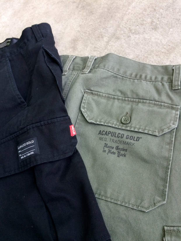 Acapulco Gold - HOME G ARMY CARGO SHORTS