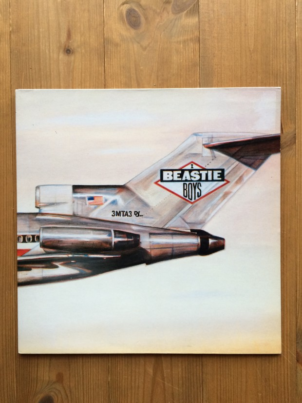 Beastie Boys Licensed to Ⅲ