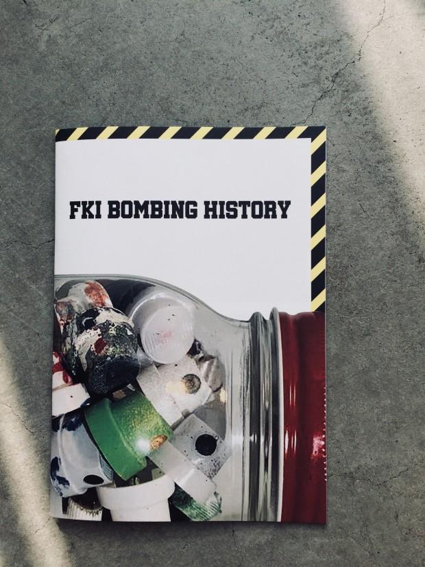 FKI BOMBING HISTORY