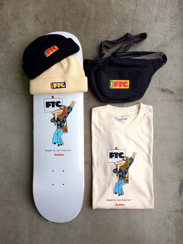 FTC x BUTTER GOODS