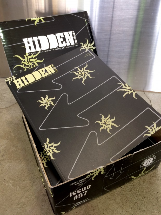 HIDDEN CHAMPION #57