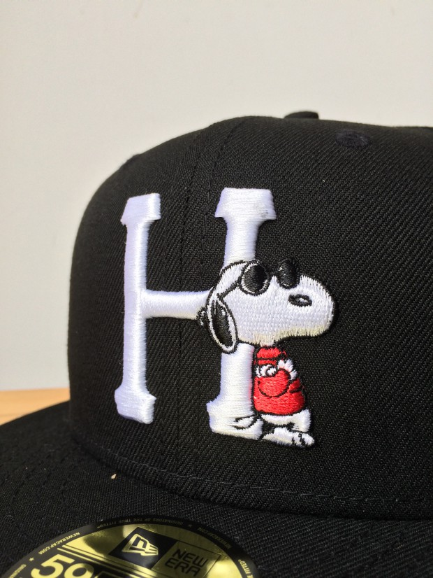HUF  featuring PEANUTS
