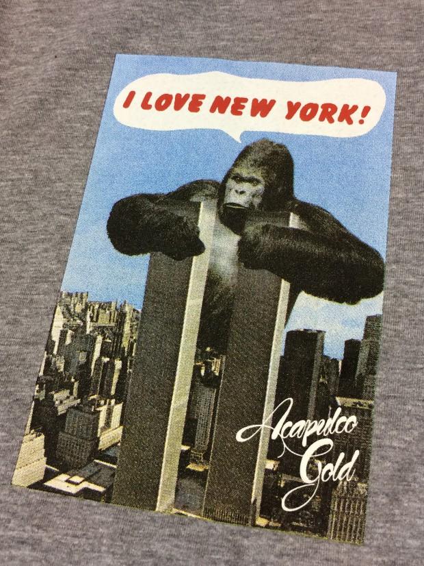 I LOVE NEW YORK !