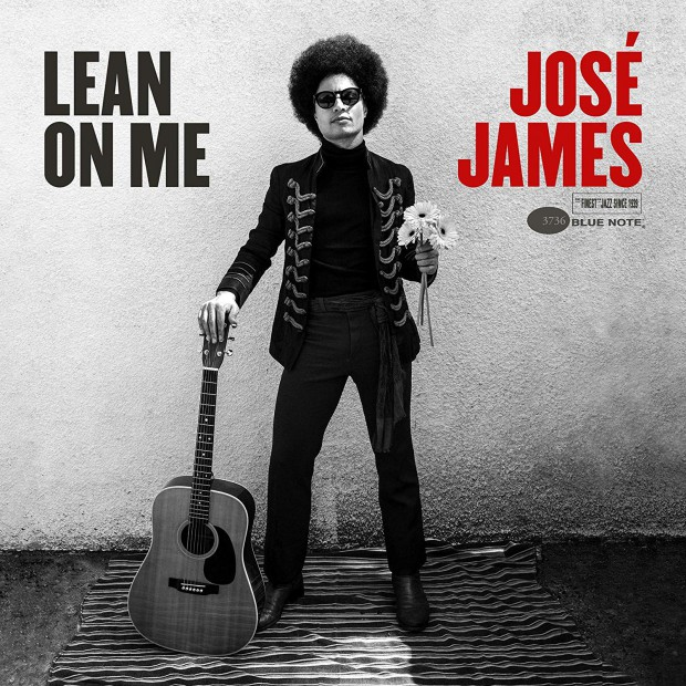 Jose James : Lean On Me
