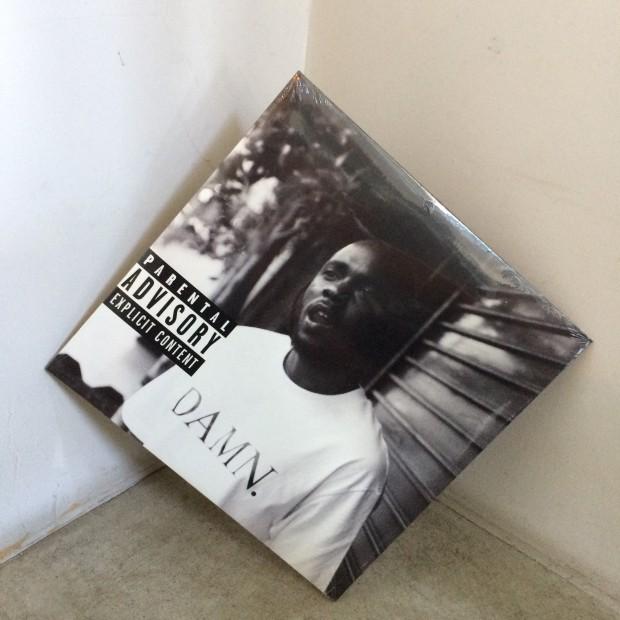 Kendrick Lamar DAMN Colecter's Edition