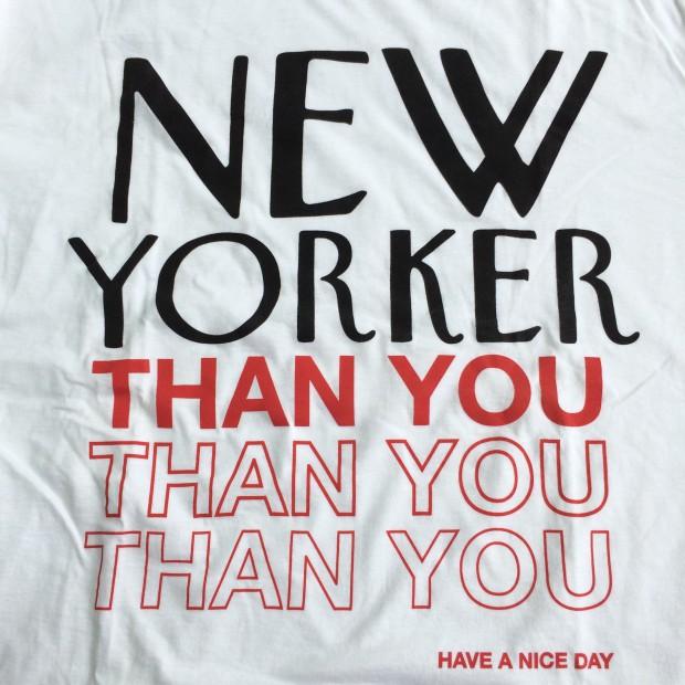 ONLY . NY