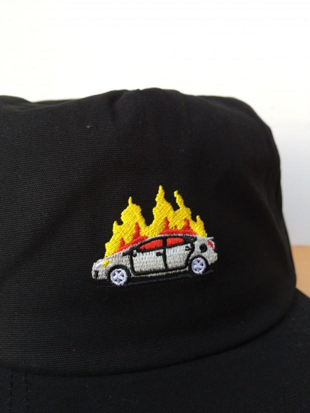 PRIUS FIRE