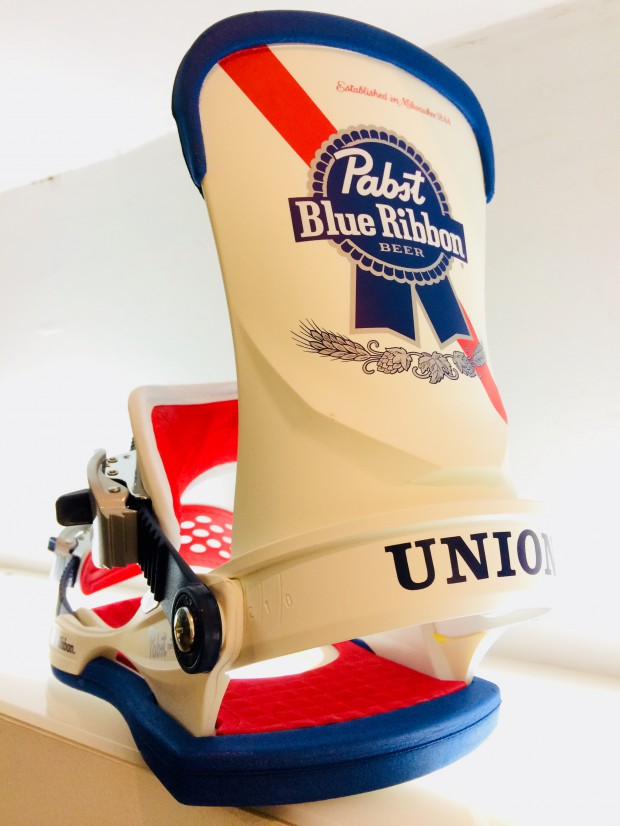 PabstBlueRibbon x UNION