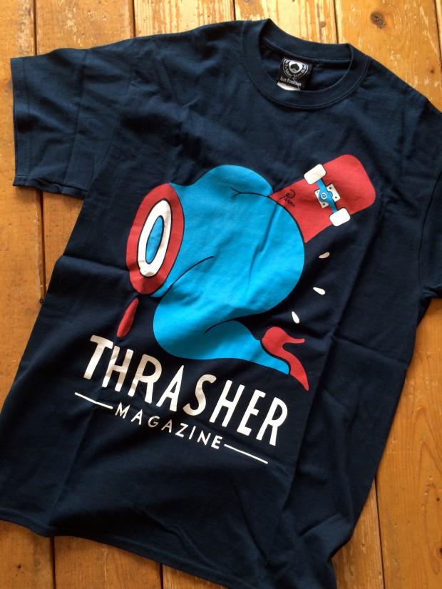 Parra x Thrasher