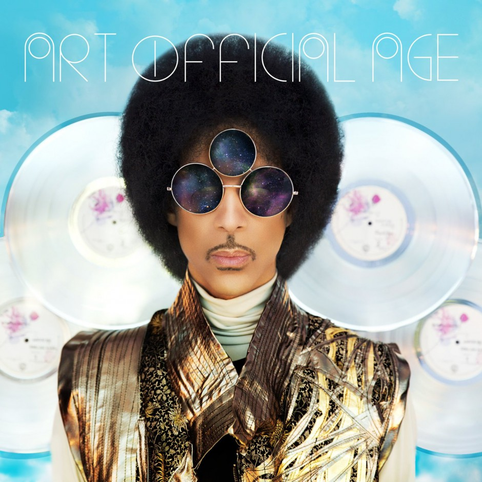 Prince : Art Official Age