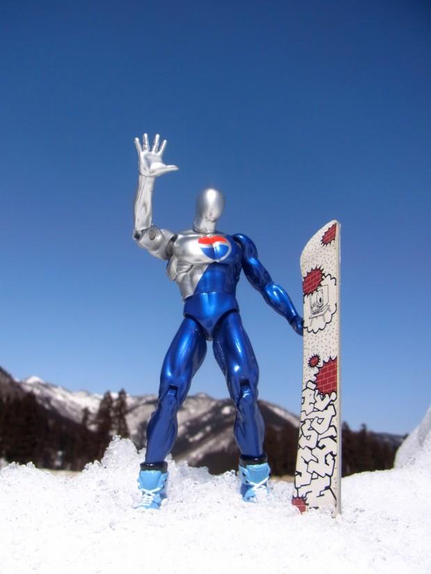 SQUAL スノーボード