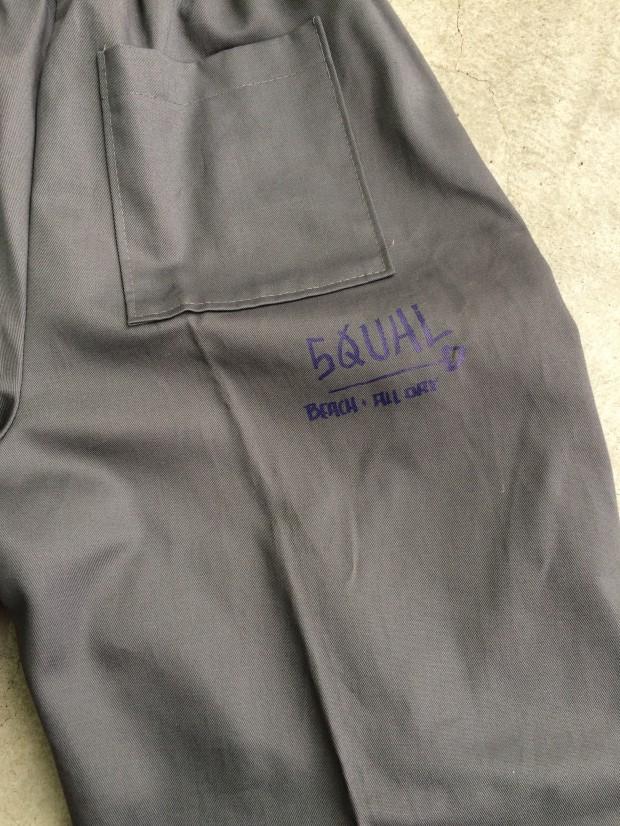 SQUAL beach pants