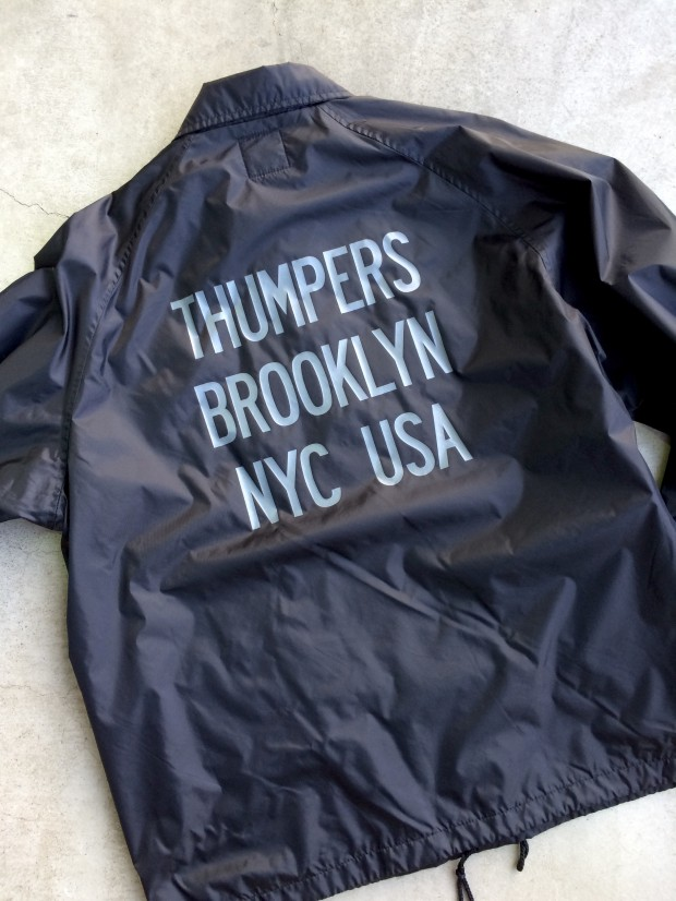 THUMPERS NYC.