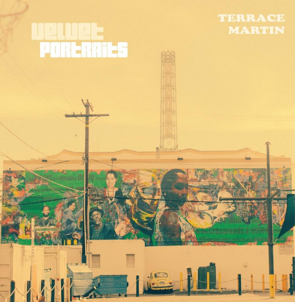 Terrace Martin live