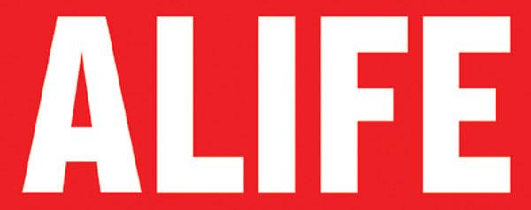 alife ロゴ