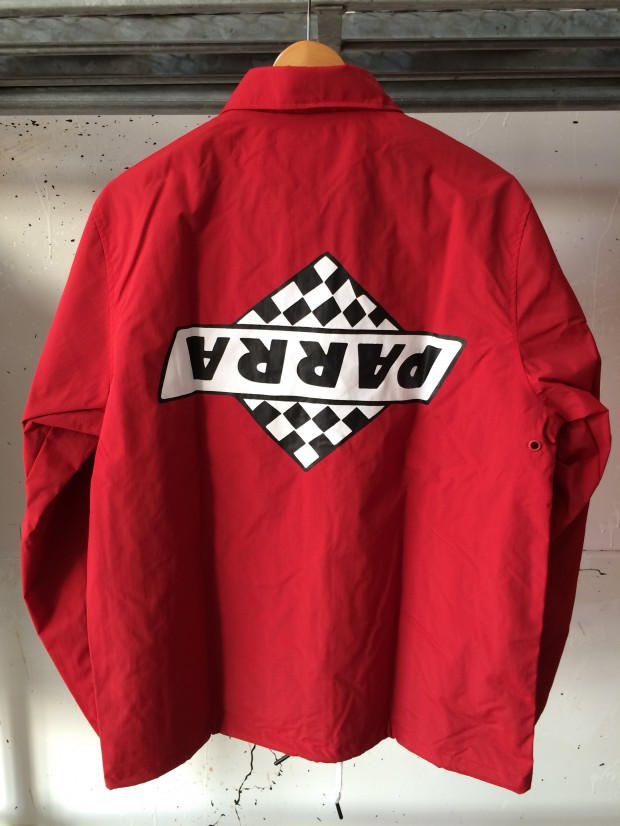 by Parra - not racing jacket