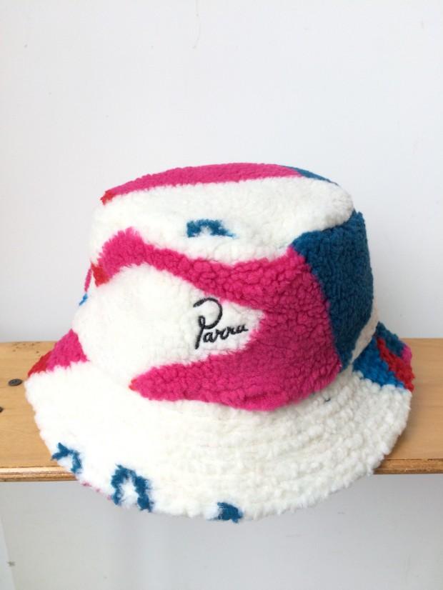 by parra - sherpe fleece bucket hat
