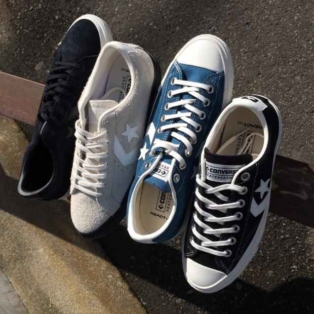 converse skateboading