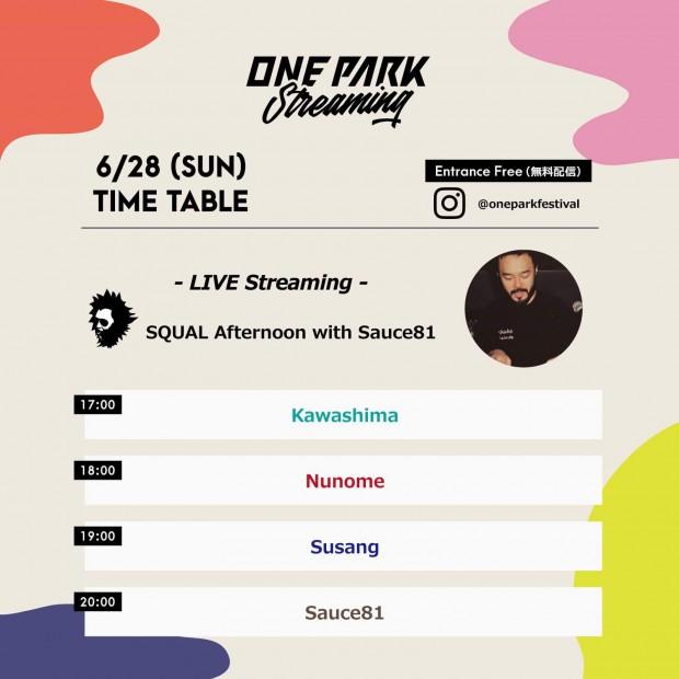 one park festival